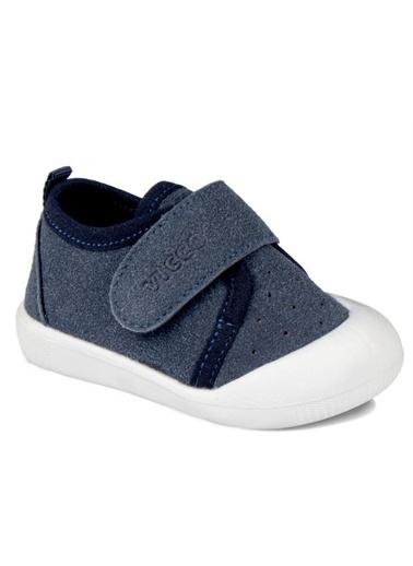 Vicco  950.E19K.224 Anka Kız/Erkek Bebek İlk Adım Ayakkabı Lacivert